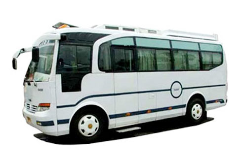 27 Seater Deluxe Coach