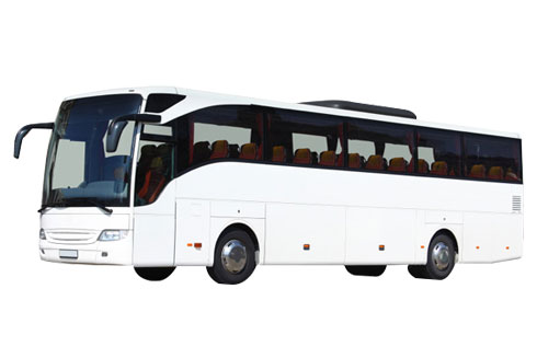41 Seater Semi Volvo Coach