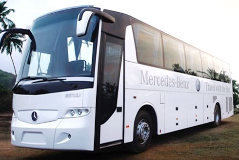 45 Seater Mercedes Benz
