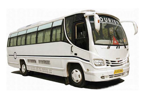 38 Seater Volvo with Washroom