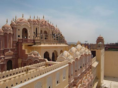 Golden Triangle with Udaipur 07 Nights / 08 Days