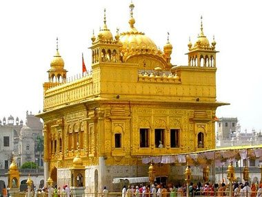 Golden Temple and Himalayas Tour 10 Nights/11 Days