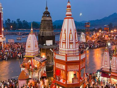Golden Triangle Tour with Haridwar & Rishikesh 7 Nights/8 Days