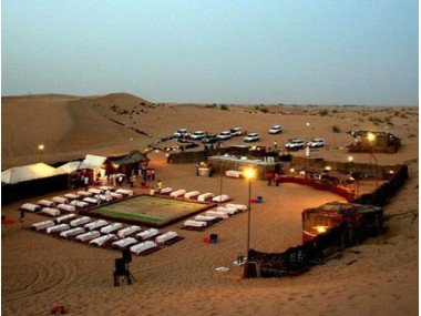 Desert Safari Tour 14 Nights/15 Days