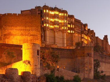 Rajasthan Fort and Palace Tour