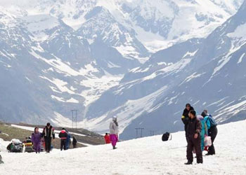 The Rohtang Pass